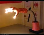 <h5>Hand Lamp</h5>