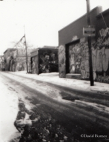 <h5>Alley in Toronto</h5>